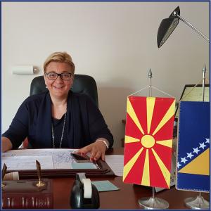 ambasador Lepa Babic